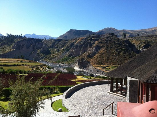 Colca Lodge Spa & Hot Springs - Hotel: Из номера