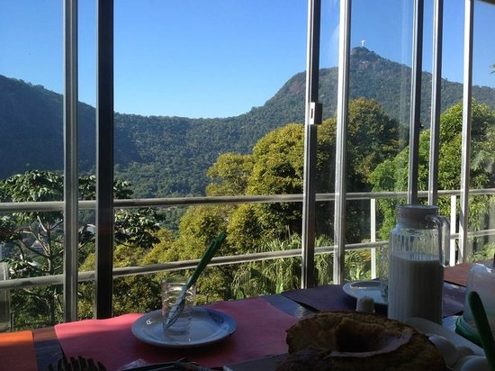 Casa 579: View from breakfast area