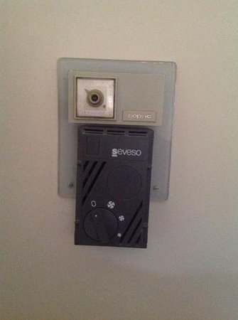 Hotel della Torre: termostati avvenieristici
