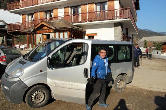 Chalet Hotel La Chaumiere: Franck
