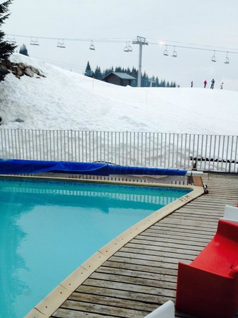Hotel Le Viking : Pool
