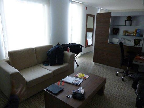 Hotel Bogota 100: Wohnecke