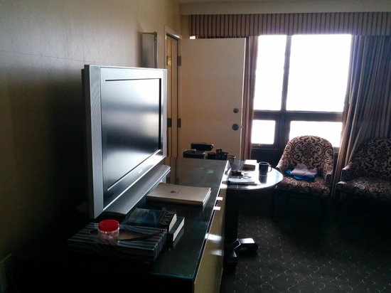 Caesars Atlantic City: Bedroom