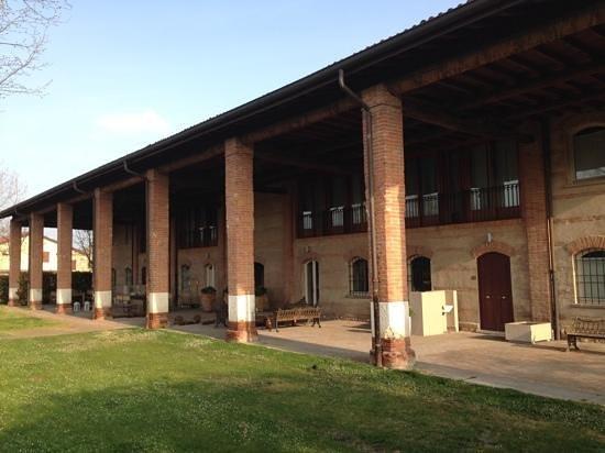 Santellone Resort : La reception
