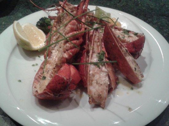Olivio's : Nice Jumpo shrimps