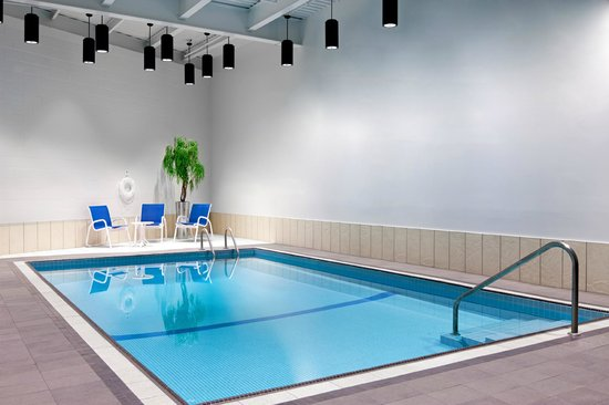 Four Points by Sheraton Edmundston: Indoor Pool