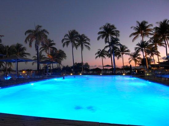 La Créole Beach Hôtel & Spa : Piscine