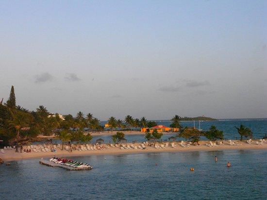 La Créole Beach Hôtel & Spa : la Plage