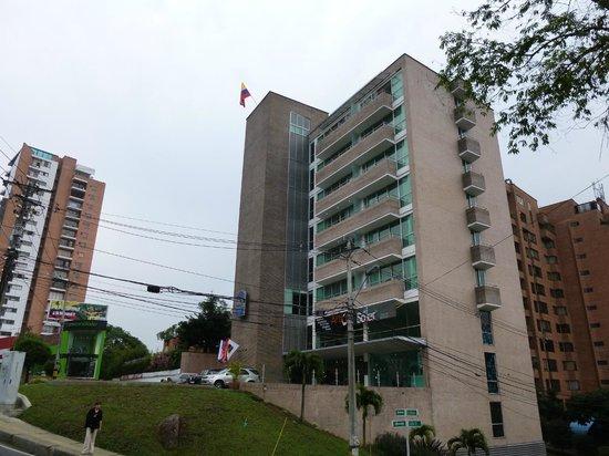 Hotel Sky Medellin: Hotel