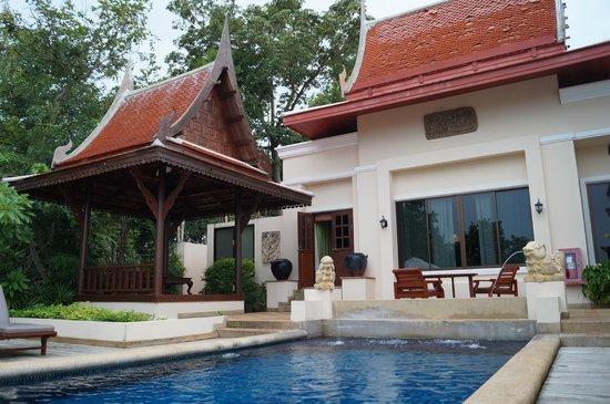 Q Signature Samui Beach Resort: Our Villa