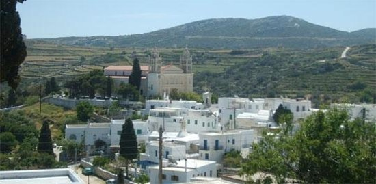 Lefkes, Griechenland: Our view.