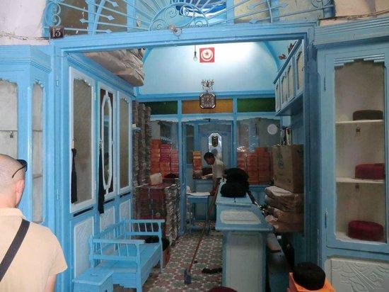 Medina von Tunis: Negozio