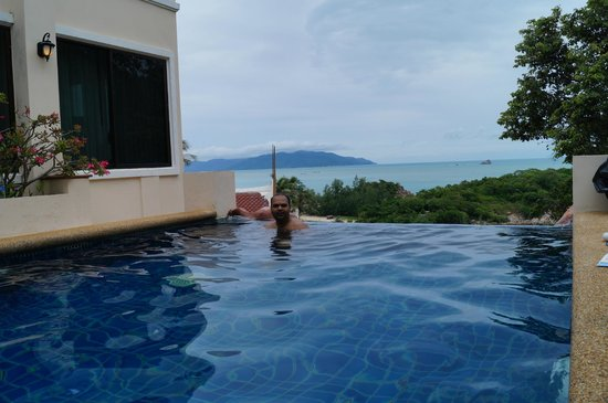 Q Signature Samui Beach Resort : Private Pool
