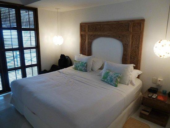 Karmairi Hotel Spa: Bett