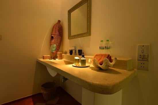 maison557: 洗面スペース
