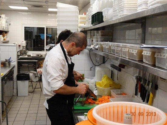 Shila - Sharon Cohen's Kitchen & Bar : Главное - чистота