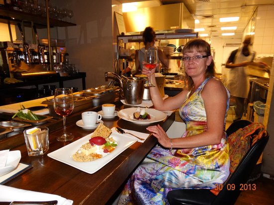 Shila - Sharon Cohen's Kitchen & Bar: На здоровье