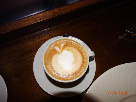 Shila - Sharon Cohen's Kitchen & Bar: Кофе, такой кофе...