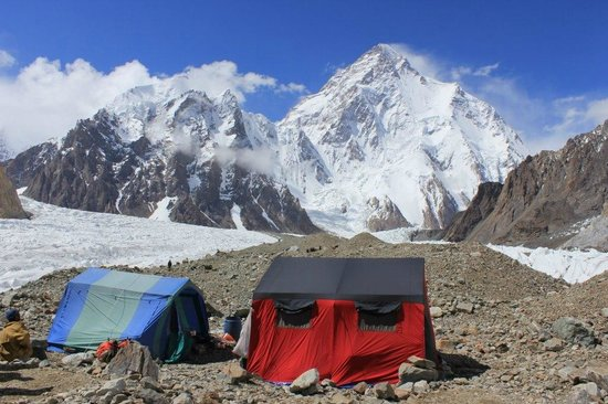 Gilgit-Baltistan, Pakistan: Mountain: K2 Height: 8611 Meter Pakistan