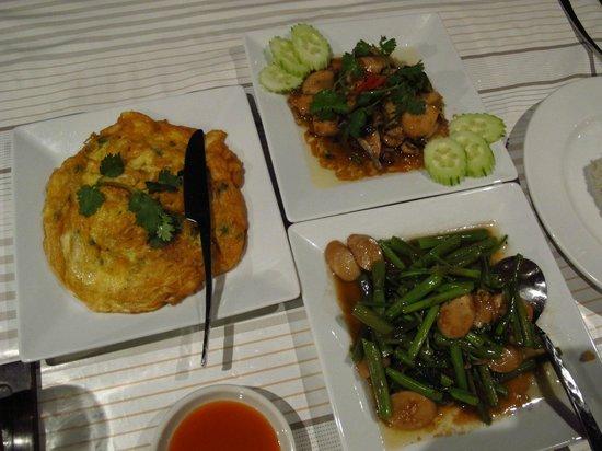 Shantaa Koh Kood : Dinner