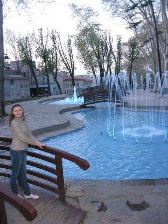 Stadtviertel Sultanahmet: Парк Гульхан