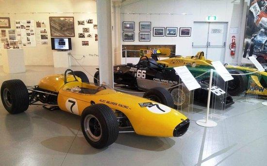 National Motor Racing Museum: BRM