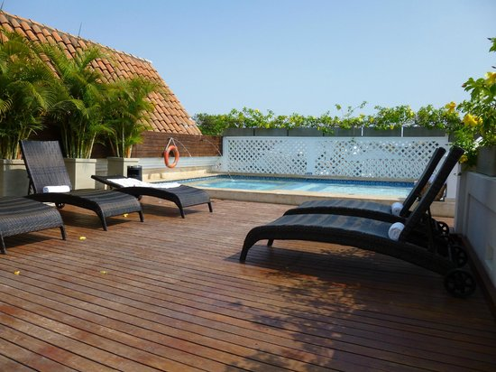 Casa Canabal Hotel Boutique : Pool