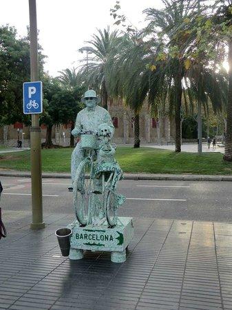 Las Ramblas: La Rambla - Barcelona