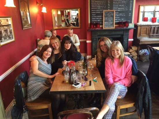 Unthank Arms Bar & Restaurant: Fun at the Unthank Arms