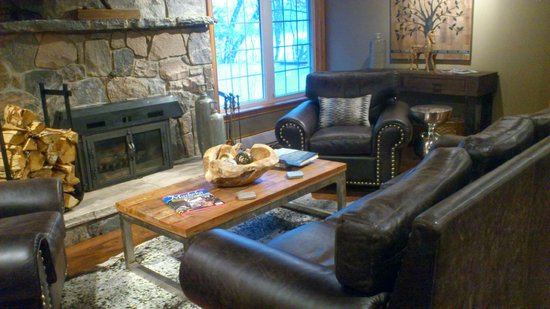 Trillium Resort and Spa: Main lodge