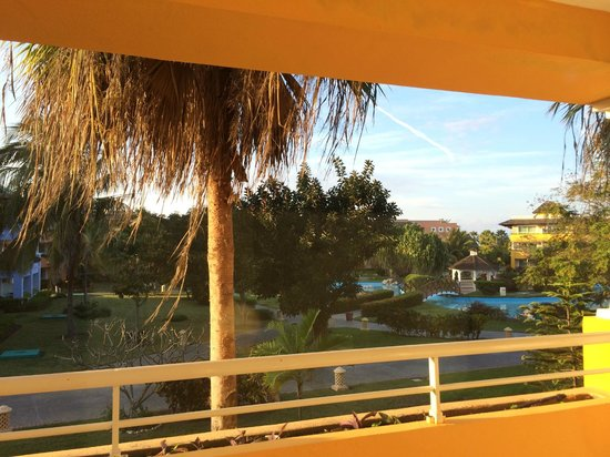 Iberostar Varadero: View from my balcony
