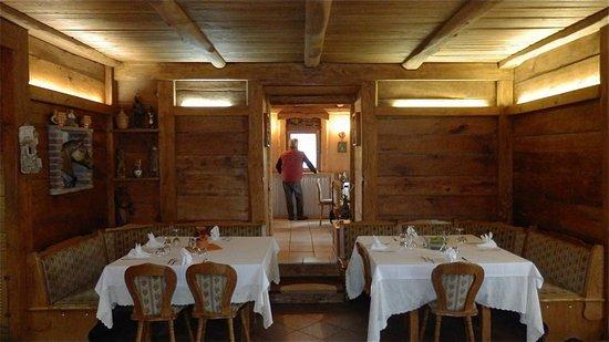 Il Vecchio Granaio: Vista sala  pranzo ingresso