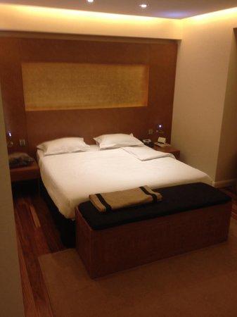 Dostyk Hotel : Deluxe room