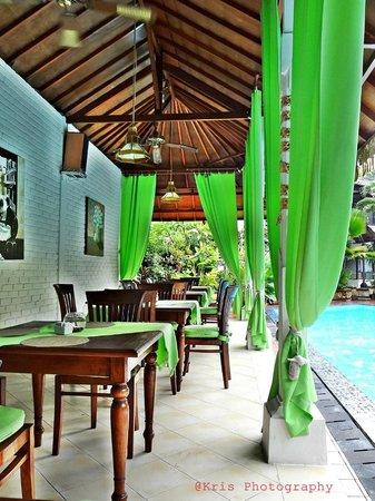 Sarinande Hotel : restoran