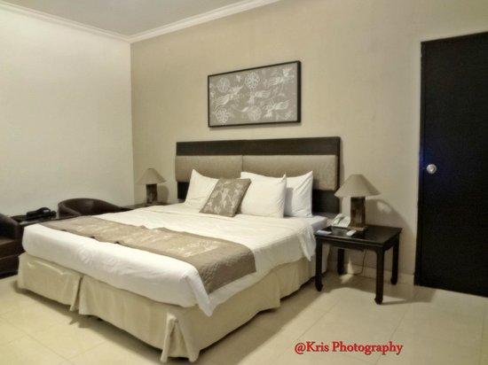 Sarinande Hotel: room
