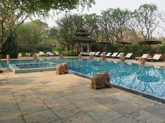 The Hotel at Tharabar Gate : Pool