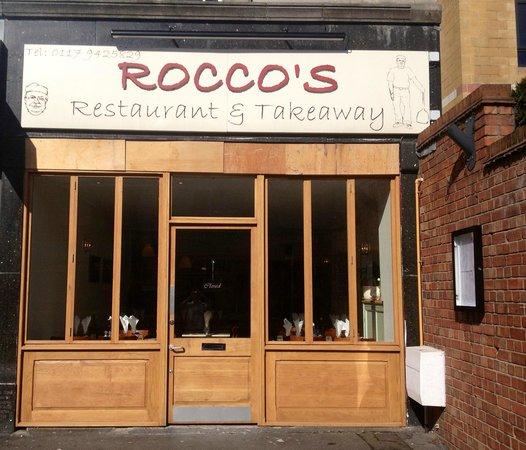 Rocco's: restaurant