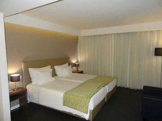 Hotel Regina: Quarto