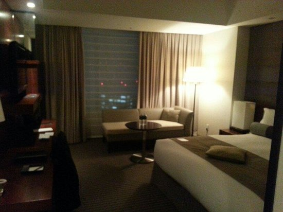 The Strings by InterContinental Tokyo : Nice room