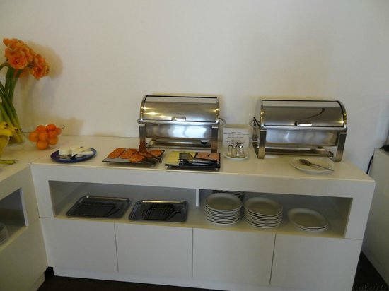 Hotel Regina: pequeno almoço
