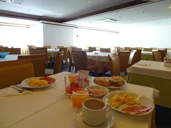 Hotel Regina: Sala de jantar