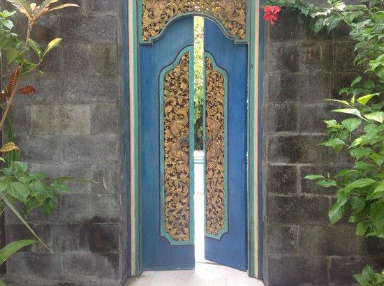 The Westin Resort Nusa Dua, Bali: Door leads to Private Pool on Ground Floor Suite
