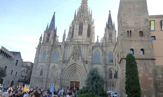 Catedral de Barcelona : Cathedral
