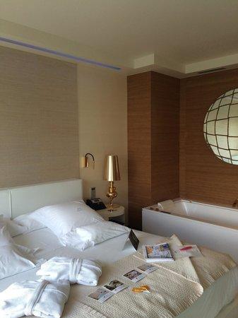 Gran Hotel Nagari Boutique & Spa: Suite 704