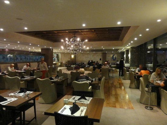 AquaGrand Exclusive Deluxe Resort : Restaurang Persepolis