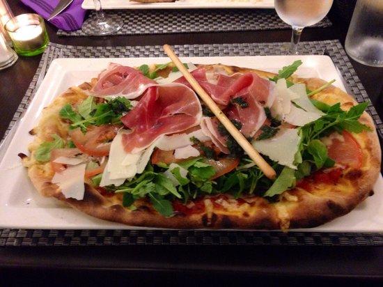 La carte picture of pizzeria lou paradou salon de for Livraison pizza salon de provence