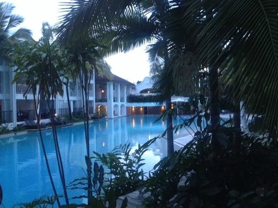 Peppers Beach Club Port Douglas: View from room