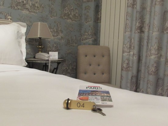 Hotel Saint Germain : clean