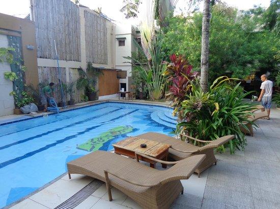 Boracay Beach Club: Pool area