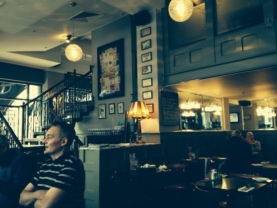 Bistrot Pierre: French flare in leamington spa